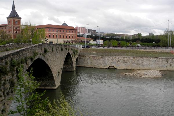 Tour guiado por el paseo del Arga de Pamplona