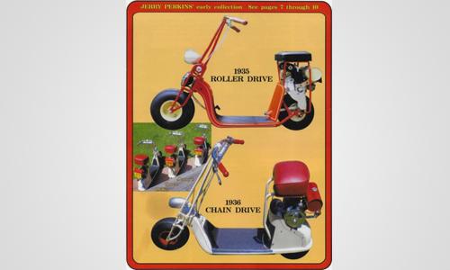 Publicidad scooter-patinete