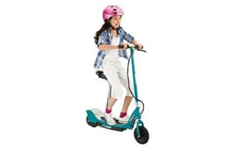 Publicidad actual de scooter-patinete