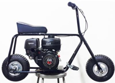 Modelo de moto de los años 70-80