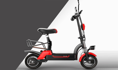 Ejemplo moto eléctrica