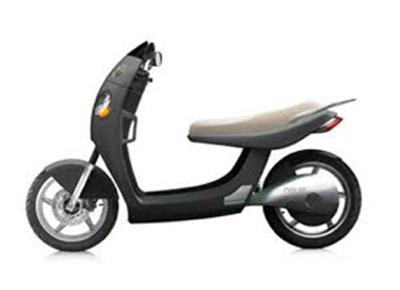 Scooter convencional