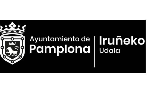 Logo Pamplona Iruña