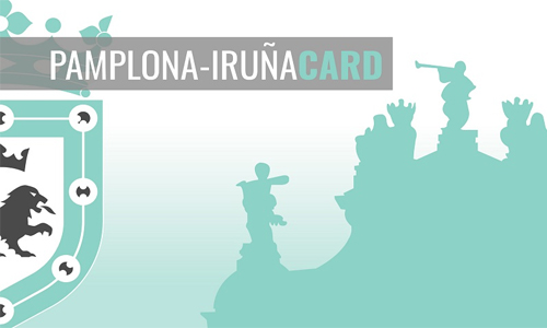 Logo Pamplona Iruña Card